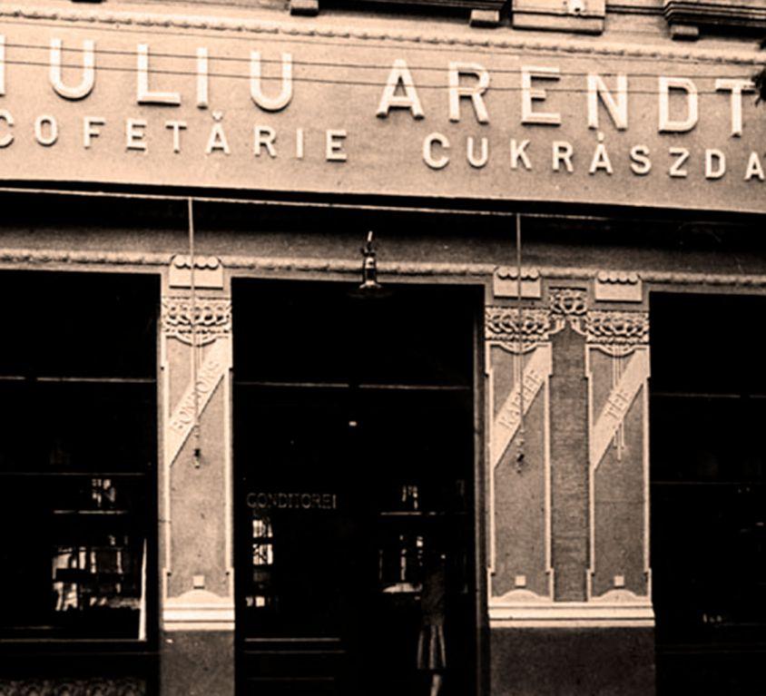 Cofetaria Julius Arendt