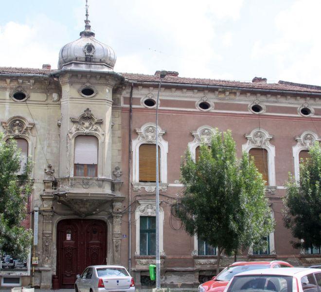 Casa Lajos (Ludwig) Weisz, Str. Iancu Vacarescu nr.18
