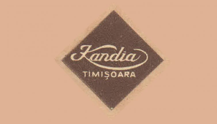 Fabrica de ciocolată Kandia