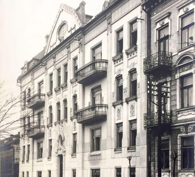 Palatul Baron Béla Gudenus, Str. Gojdu nr. 7