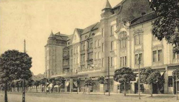 Palatul Hochstrasser