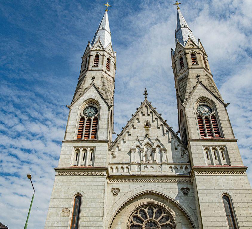 Biserica romano-catolica din piata Balcescu
