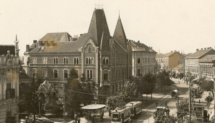 Biserica Reformata din str. Timotei Cipariu
