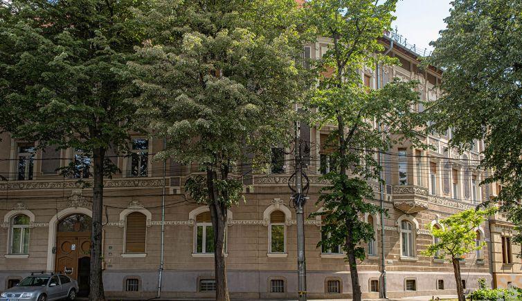 Locuința familiei avocatului Titus Olariu