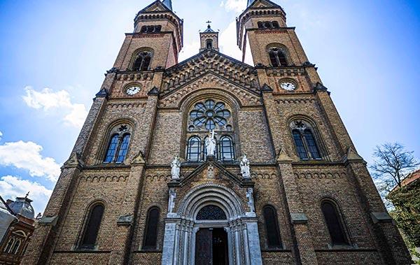 Biserica romano-catolică Millenium