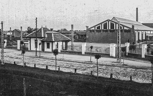 Depozitul de tramvaie și Muzeul Corneliu Mikloși