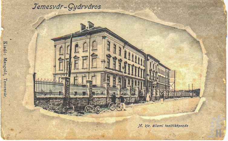 Școlile din Fabric